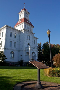 Corvalis's City Hall